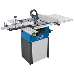 Scheppach Scheppach TS82 1100W 200mm Precision Table Saw 240V - 12890 - from Toolstation