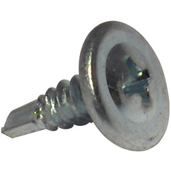 HEAD Drywall Phillips Screw Wafer Head Self Drill 4.2 x 12mm - 12902 - from Toolstation