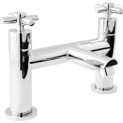 Deva Deva Motif Taps Bath Filler - 12948 - from Toolstation