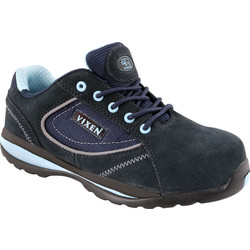 Rock Fall Womens Pearl Safety Trainers Size 8 - 12949 - from Toolstation