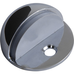 Oval Door Stop Polished