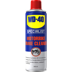 WD-40 WD-40 Specialist Motorbike Brake Cleaner 500ml - 12996 - from Toolstation
