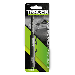 Tracer Dual Tipped Marker Pen & Holster
