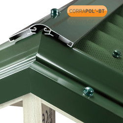 Corrapol-BT Aluminium Ridge Bar Set