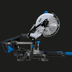 Draper 255mm Sliding Compound Mitre Saw