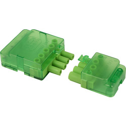Greenbrook Lighting Connector 20A 4 Pole - 13165 - from Toolstation