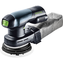 Festool Festool ETSC 125 Li 18V Li-ion Cordless Eccentric Sander Body Only - 13203 - from Toolstation