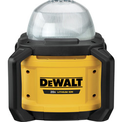 DeWalt DeWalt DCL074-XJ 18V XR Tool Connect Area Light Body Only - 13434 - from Toolstation