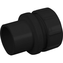 Aquaflow Solvent Weld Access Plug 32mm Black - 13451 - from Toolstation