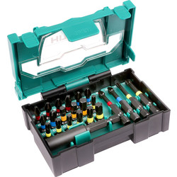 Hitachi Hitachi Impact Driver Bit Set 23 Piece - 13488 - from Toolstation
