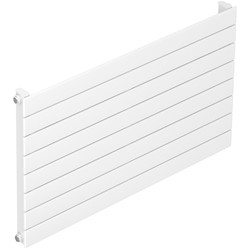 Tesni Eve Single Panel Horizontal Designer Radiator 578 x 1600mm 3323Btu White