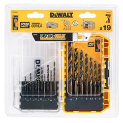 DeWalt Black & Gold Drilling Set