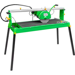 Zipper Zipper FS250 1100W 900mm Wet Tile Saw 230V - 13768 - from Toolstation