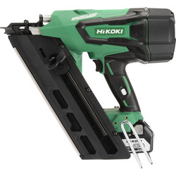 Hikoki Hikoki NR1890DC 18V Li-Ion Brushless 90mm Framing Nailer 2 x 5.0Ah - 13793 - from Toolstation