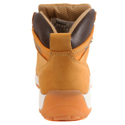 Mid Cut Nubuck Safety Boots