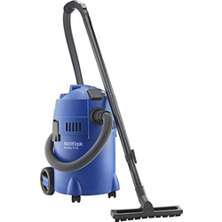 Nilfisk Nilfisk Buddy II 18L Wet & Dry Vacuum Cleaner With Power Tool Socket 230V - 13885 - from Toolstation