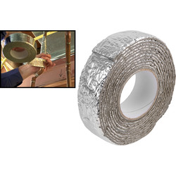 Stormguard Stormguard Pipe Wrap Insulation Tape 4.5m - 13942 - from Toolstation