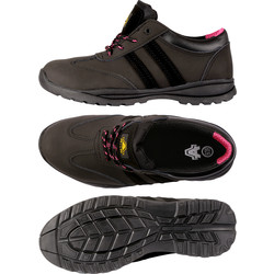 Amblers Safety Amblers FS706 Women's Safety Trainers Size 4 - 13943 - from Toolstation