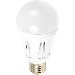 Meridian Lighting LED GLS Dimmable 12W Lamp ES (E27) 1050lm - 13949 - from Toolstation