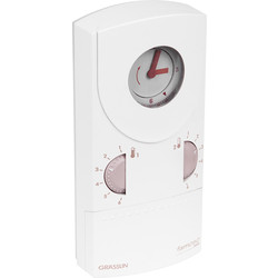 Underfloor Heating Controller  - 14012 - from Toolstation
