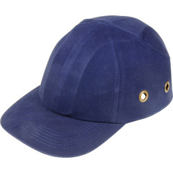 CAP Bump Cap Navy - 14074 - from Toolstation