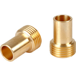 "Tap Tail Adaptors 15mm x 1/2"" - 14081 - from Toolstation"