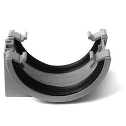 112mm Half Round Union Bracket