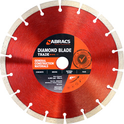 Abracs Abracs General Purpose Diamond Blade 230 x 22mm - 14428 - from Toolstation