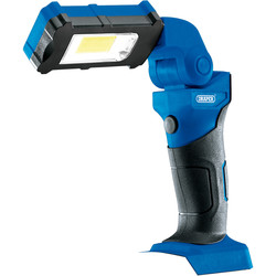 Draper Draper D20 20V LED Flexible Inspection Light Body Only - 14460 - from Toolstation