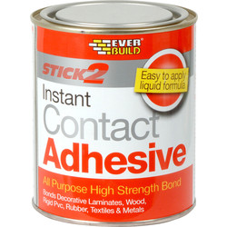 Everbuild Contact Adhesive 750ml - 14503 - from Toolstation