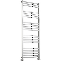 Reina Vasto Towel Radiator 1460 x 500mm 2884Btu - 14546 - from Toolstation