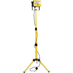 Mightylite 230V 50W LED Tripod Work Light 4000lm - 14695 - from Toolstation