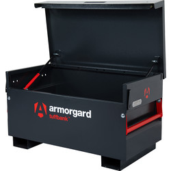 Armorgard Armorgard Tuffbank Site Box 1150 x 615 x 640mm - 14756 - from Toolstation