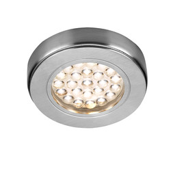 Sensio LED Low Voltage Round Under Cabinet Light 24V