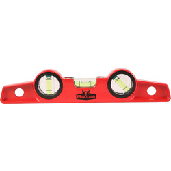 Minotaur Minotaur Scaffold Spirit Level 250mm - 14829 - from Toolstation