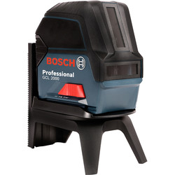 Bosch Bosch GCL 2000 Laser Level Red - 14859 - from Toolstation