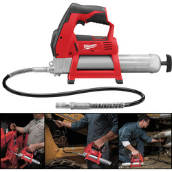 Milwaukee M12GG-0 12V Li-Ion Cordless Grease Gun Body Only