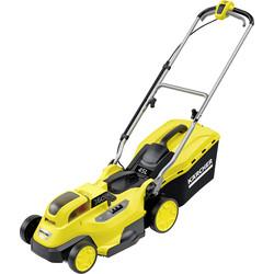Karcher Karcher LMO 18-36 18V 36cm Cordless Lawn Mower 1 x 5.0Ah - 14978 - from Toolstation