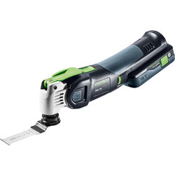Festool Festool OSC 18 Li 3,1 E-Set Cordless Oscillator 1 x 3.1Ah - 14979 - from Toolstation