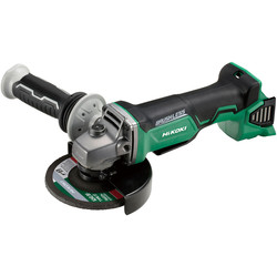 Hikoki Hikoki G18DBAL 18V Li-Ion Cordless Brushless 115mm Angle Grinder Body Only - 15002 - from Toolstation