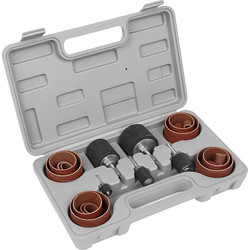 Silverline Drum Sanding Kit  - 15110 - from Toolstation