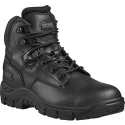 Magnum Magnum Sitemaster Waterproof Safety Boots Black Size 10 - 15188 - from Toolstation