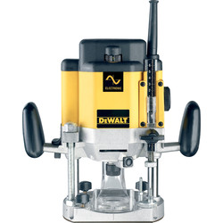 "DeWalt DeWalt DW625EK 2000W 1/2"" Router 240V - 15224 - from Toolstation"