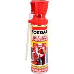 Soudal Gap Filling Expanding Foam 500ml