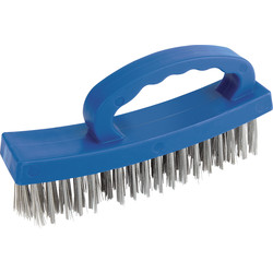 Draper Draper Jumbo Easy Grip Wire Brush  - 15438 - from Toolstation