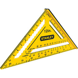 "Stanley Bi-Colour Quick Square 12"" (300mm) - 15505 - from Toolstation"