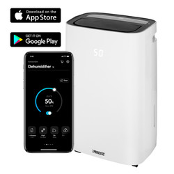 20L Smart Dehumidifier