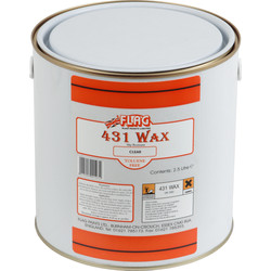 Clear Floor Wax 2.5L
