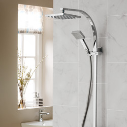 Triton Melita Thermostatic Bar Mixer Shower Valve & Kit