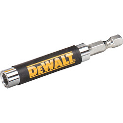 DeWalt DeWalt Magnetic Bit Holder with Drive Guide Sleeve 80mm - 15585 - from Toolstation